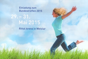 Blaues Kreuz München e.V., Titel, Bundestreffen in Wetzlar Mai 2015